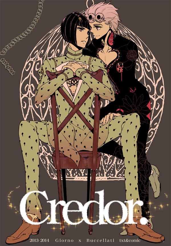 Credor.-cover